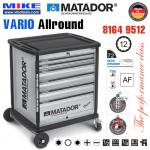 Tủ đồ nghề cao cấp 6 ngăn VARIO Allround - 8164 9512