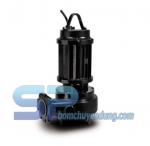 Bơm chìm hút nước thải ZENIT DRP 1500/4/125 13.6kW