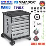 Tủ đồ nghề cao cấp 7 ngăn VARIO Truck - 8164 9530