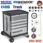 Tủ đồ nghề cao cấp 7 ngăn VARIO Truck - 8164 9532