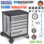 Tủ đồ nghề cao cấp 7 ngăn VARIO Industrial - 8164 9541