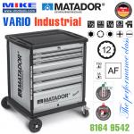 Tủ đồ nghề cao cấp 7 ngăn VARIO Industrial - 8164 9542