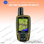 Máy định vị GPS, đo diện tích cầm