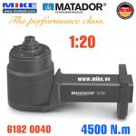 Bộ nhân lực 4500 N.m - Torque Multipliers 1:20