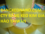 BĂNG KEO TRONG
