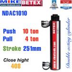 Kích thủy lực 2 chiều, 10-4 tấn - NDAC1010