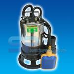 Bơm chìm hút bùn có phao HSF250-1.37 26T 1/2HP 1 pha