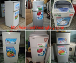 Tủ lạnh cũ Sharp, Toshiba