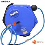 Cuộn dây hơi ròng rọc rút tự động vỏ nhựa PUMA PM12-16LA