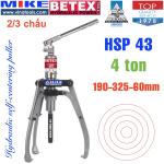 Cảo thủy lực tự định tâm Bega Betex HSP 43