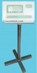 Giá đỡ đầu cân điện tử, Pin cân thủy sản Cub Metter Toledo, Chân lắc load cell