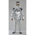 Quần áo chống cháy chịu nhiệt tráng bạc