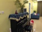 Khăn phủ đàn piano vải Indonesia