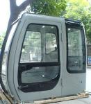 Cabin máy xúc