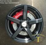 Bộ Mâm Vossen CV3 cho các dòng Mercedes C,E