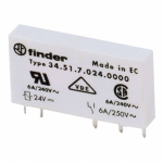 Relay finder 34 series