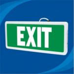 Đèn Thoát Hiểm Exit Paragon (Led) 1 Mặt PEXA18SC