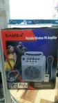 Máy trợ giảng Samba 968