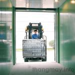 Thang máy tải hàng chât lượng cao