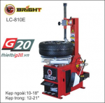 Bright LC-810E - Máy ra vào lốp xe con, xe tay ga