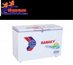 Tủ đông 280 lit Sanaky VH-2899W1 đồng 2 ngăn