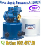 Bơm tăng áp Panasonic A-130JTX Tia tạo bọt khí làm sạch nước