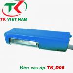 Cột,đèn cao áp chiếu sáng TK