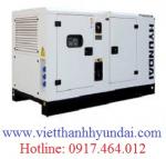 Giá máy phát điện 30kva 3 pha hyundai