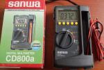 Đồng hồ vạn năng Sanwa CD800A rẻ nhất