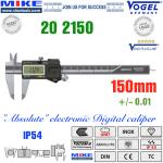 Thước cặp điện tử 150mm, IP54 - Vogel Germany