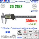 Thước cặp điện tử 300mm, IP54 - Vogel Germany