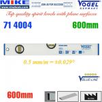 Thước thủy đế không có từ tính Nivo 600mm