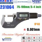Panme điện tử 75-100mm, IP40