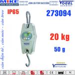 Cân móc điện tử 20kg - IP65