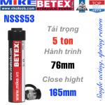 Kích thủy lực một chiều 5 tấn BETEX NSSS53