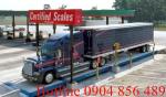 Cân ô tô cao cấp 100 tấn | Trạm cân xe tải 100 tấn