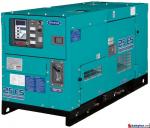 Máy phát điện chạy container lạnh