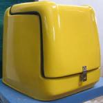 Thùng chở hàng, thùng giao hàng đồ ăn nhanh cho xe máy