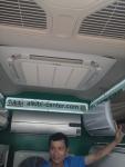 Máy lạnh âm trần Aikibi 3 ngựa -