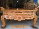 Bàn thờ gỗ mít Chạm dơi thọ dogodongky ST48