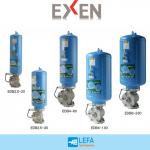 Máy thổi khí nén trực tiếp EXEN - Máy phun khí - Direct Blaster EDB