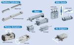 Khí Nén SMC, Xy lanh khí SMC, Bộ lọc Khí SMC, thiết bị chân không SMC