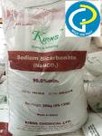 Cung cấp SODIUM BICARBONATE - Soda lạnh