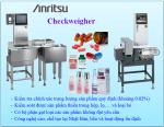 Máy kiểm tra trọng lượng Checkweigher cho ngành dược