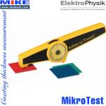 dụng cụ đo độ dày lớp phủ MikroTest