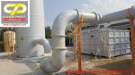 Ống, Bồn composite lọc khí