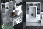 Bàn ăn thông minh V-Home – 4 ghế – B4G8515