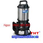 Máy bơm chìm nước thải rác HCP FN-33P 3HP (380V)
