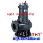 Máy bơm chìm hút nước thải rác gang đúc HCP AF-610 10HP