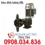 Máy bơm định lượng OBL MB 11 PP